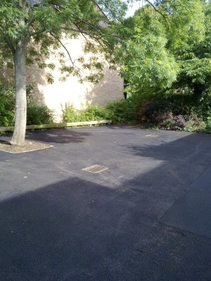 maintaining your driveway